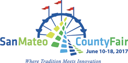San Mateo County Fair June 10-18, 2017