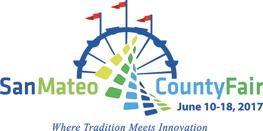 San Mateo County Fair June 10-18, 2017